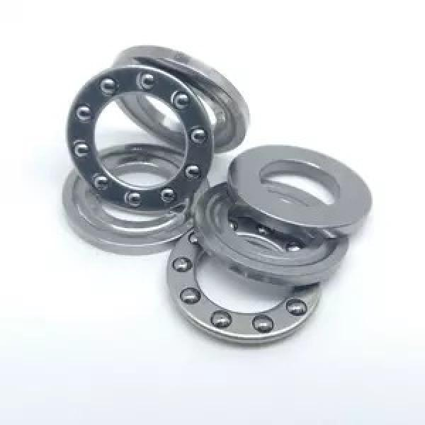 IKO CFFU1-12-1  Cam Follower and Track Roller - Stud Type #2 image